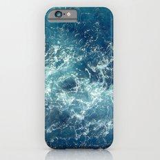 Sea splashes iPhone 6 Slim Case