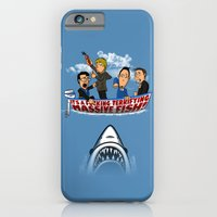 iPhone & iPod Case featuring Fish Punch by Jason van Zwieten