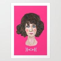 Miranda Forever Art Print