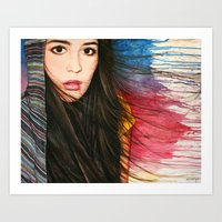 Cool Like A Summer Breez… Art Print