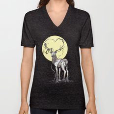 Rooted Unisex V-Neck