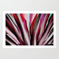 Under Flora #3 Art Print