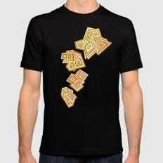 Evolving Mens Fitted Tee Black SMALL