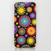Bright And Colorful Flow… iPhone 6 Slim Case