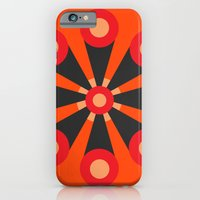 iPhone & iPod Case featuring Flower Extract by akamundo