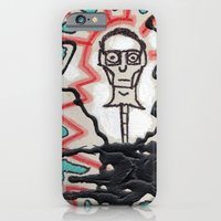 iPhone & iPod Case featuring Mr. Ned by chrisdacs
