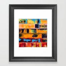 Irradiated Framed Art Print