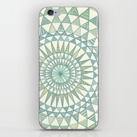 Doily iPhone & iPod Skin