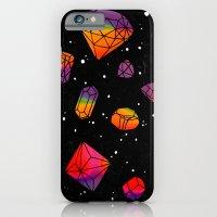 iPhone & iPod Case featuring DIAMONDS IN THE SKY by WEAREYAWN