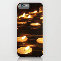 Joan Of Arc's Candles iPhone 6 Slim Case