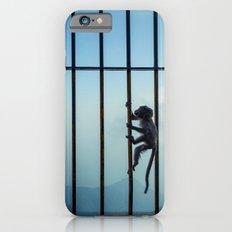 India - Monkey bars iPhone 6 Slim Case