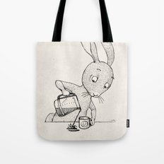 A Little Crooked Tote Bag