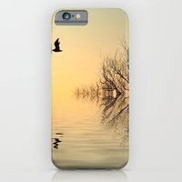 iPhone & iPod Case featuring Dusk Flight 2 by Shalisa Photography