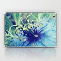 Blue & Green Laptop & iPad Skin