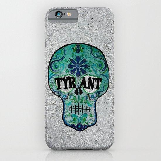 "TYRANT ""Sugar Skull"" iPhone & iPod Case"