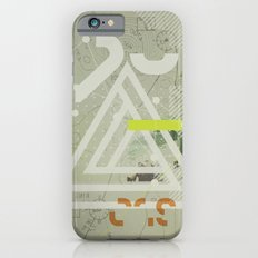 Coordinates iPhone 6 Slim Case