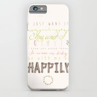 One Direction: Happily iPhone 6 Slim Case