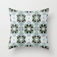 Cell Life 3 Throw Pillow