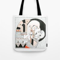 A Soft Murder Tote Bag