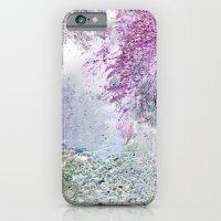 Fantasy woods iPhone 6 Slim Case