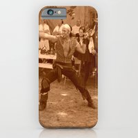 iPhone & iPod Case featuring en Garde by Cindy Munroe Photography