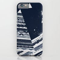 Pattern Doodle Two (Invert) iPhone 6 Slim Case
