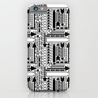Arrows Pattern iPhone 6 Slim Case