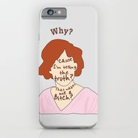 iPhone & iPod Case featuring The Breakfast Club - Claire by Swell Dame