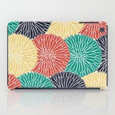 Flower Infusion 2 iPad Case