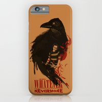iPhone & iPod Case featuring Oh Well, Whatever, Nevermore by Alan Bao