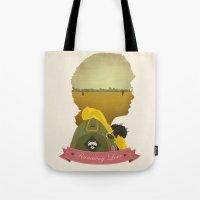 Runaway Love Tote Bag