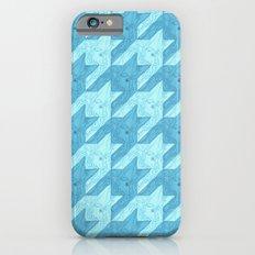 squid houndstooth iPhone 6 Slim Case