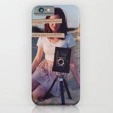 understand life iPhone 6 Slim Case