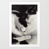 like mother, like daughter Art Print
