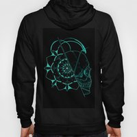 Skull Mandala Dark Hoody