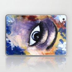Title: Very Beautiful Eye painting Laptop & iPad Skin
