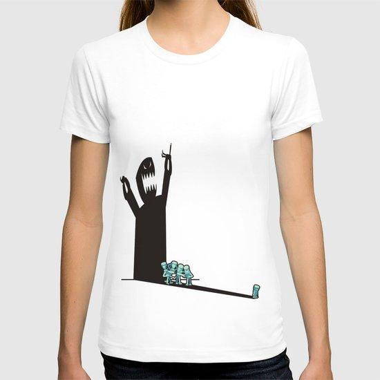 I Wish I Had an Evil Twin T-shirt