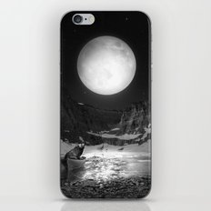 Somewhere You Are Lookin… iPhone & iPod Skin