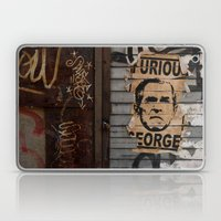 Furious George Laptop & iPad Skin
