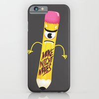 Make Nightmares!  iPhone 6 Slim Case