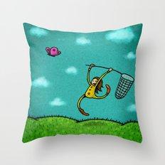 Butterfly01 Throw Pillow
