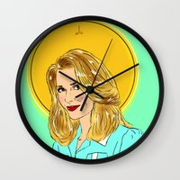 St. Norma Wall Clock