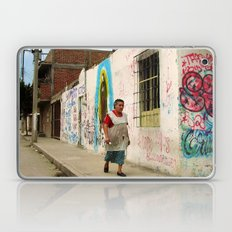 Woman in Guadalajara Laptop & iPad Skin