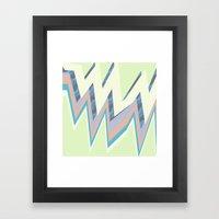 Bolted Framed Art Print