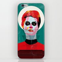 girl_131113 iPhone & iPod Skin
