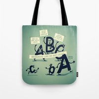 Type Rights Tote Bag