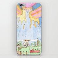 The Mountian. iPhone & iPod Skin