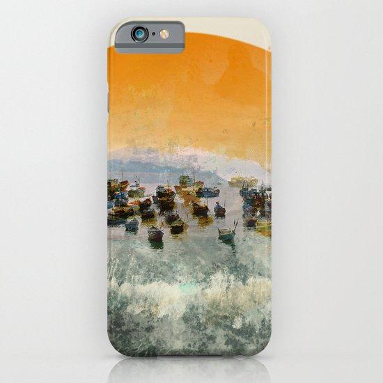 Near Harbor iPhone & iPod Case