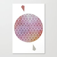 Hazy Meds Canvas Print