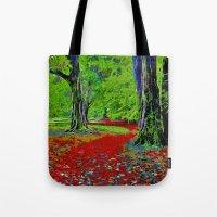Fantasy Woodland Tote Bag